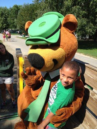 Yogi Bear's Jellystone Park - Ashland: jellystone,nh