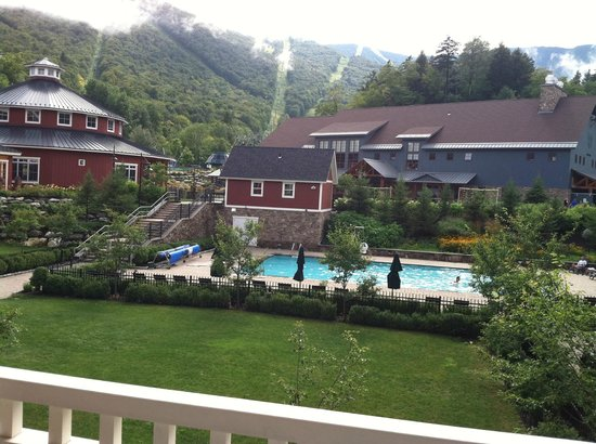 Sugarbush Village Condominums: View from room