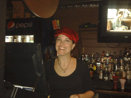 Black Bear Cafe: Black Bear waitress, Kimahl?