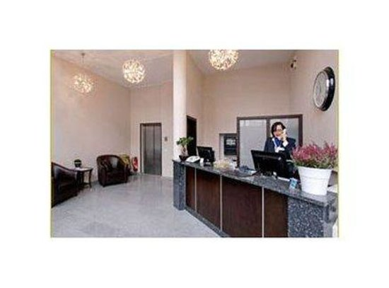 BEST WESTERN Hotel Hannover-City: Reception