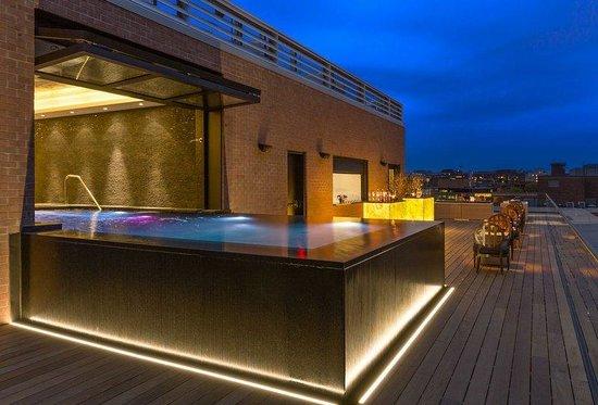 Rosewood Washington, D.C.: Rooftop Pool