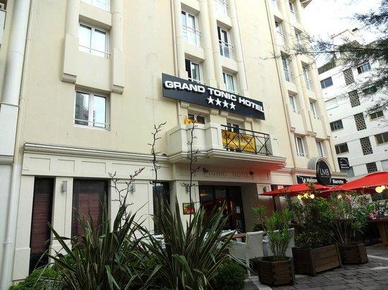 Grand Tonic Hotel Biarritz : hôtel