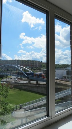Ibis Sheffield City: Ibis Sheffield View from room