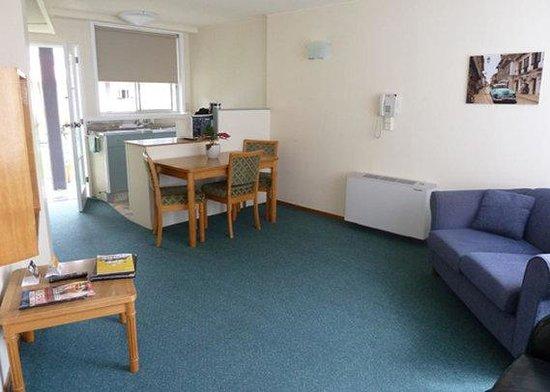 Econo Lodge Wanganui: guest room