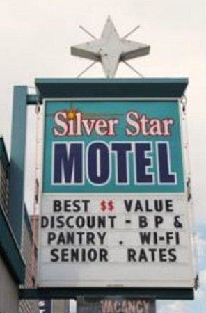 Silver Star Motel-Exterior Sign