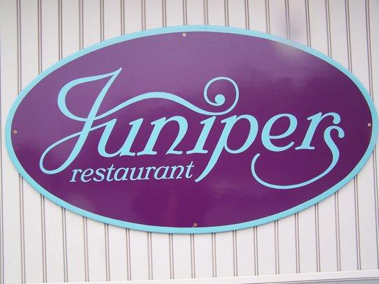 Juniper's Restaurant: #