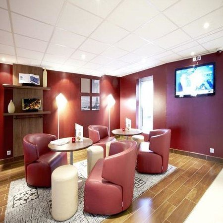 Campanile Lille - Euralille: Lounge