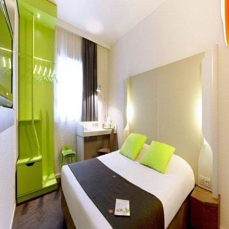 Campanile Lille - Euralille : Double Room