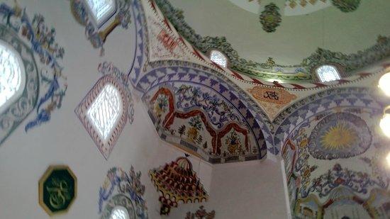 Sinan Pasha Mosque: interno della moschea