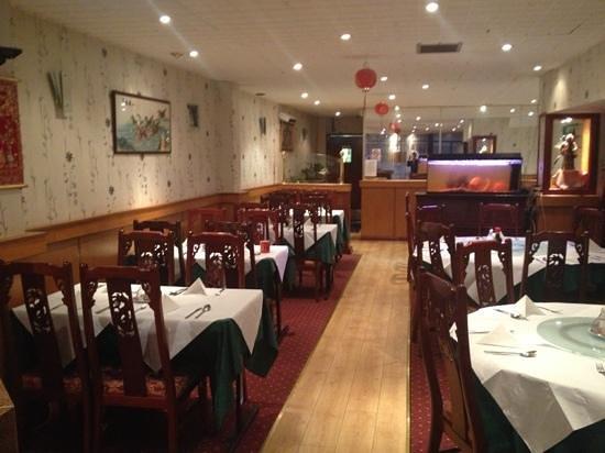 Back Of Restaurant Picture Of New Lotus Flower Larne Tripadvisor
