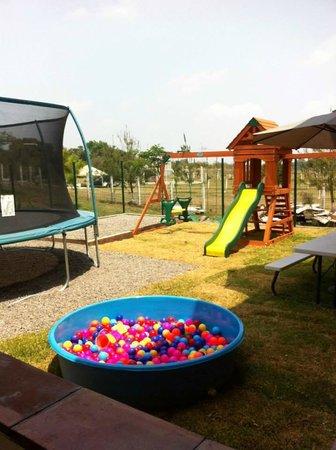 Area De Juegos Para Niños Picture Of La Terraza De Mary