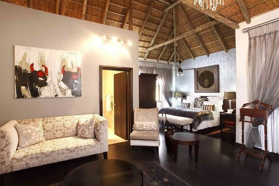 Valley Lodge & Spa: Superior room interior