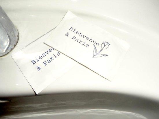 Alyss Saphir Cambronne Eiffel: sapone bagno