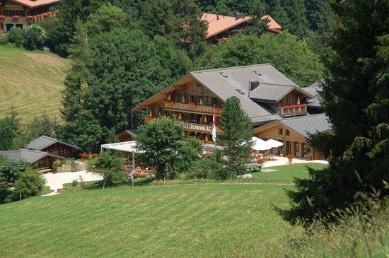 Romantik Hotel Hornberg: L'hôtel