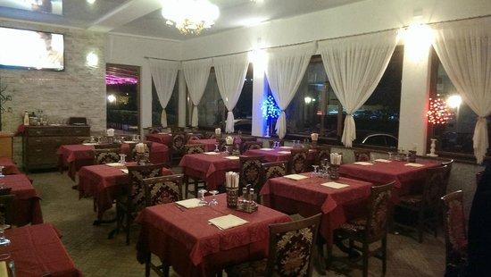 Albergo Fior di Loto: sala ristorante