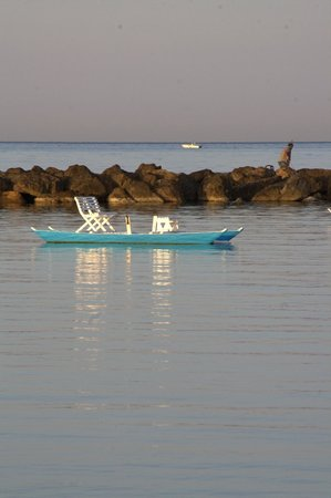 Villino Gregoraci Relais: Il mare