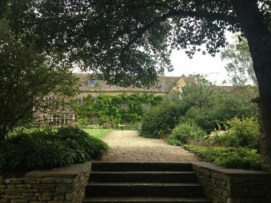 Whatley Manor Hotel & Spa: gardens