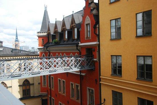 Stockholm City Museum : Belmagatan 1 ( Mikael Blomkvist house )