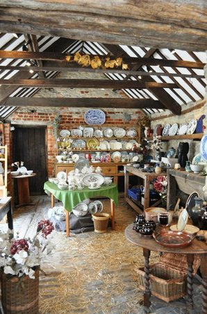 The Black Cat Tea Rooms Lechlade
