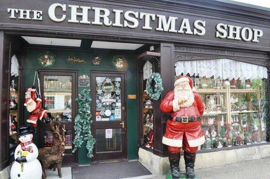 lechlade uk the christmas shop - The Christmas Shop