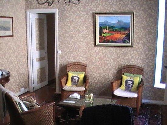 Ermitage Hotel Sacre-Coeur : Lounge
