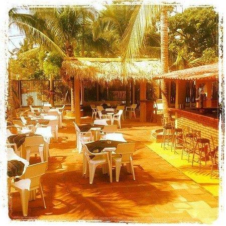 Babel Cafe: il giardino del Babel Café