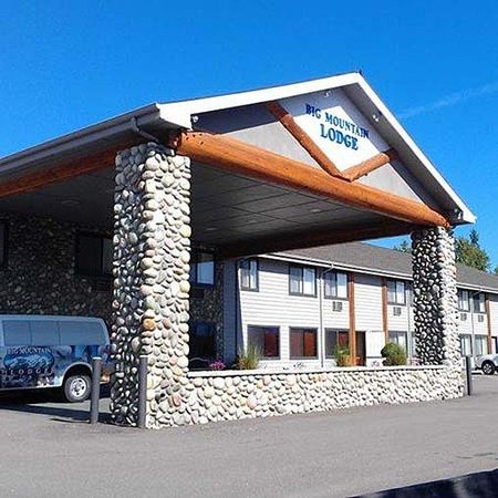 Big Mountain Lodge Whitefish Exterior