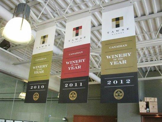 Tawse Winery : The Prestige
