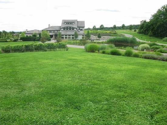 Tawse Winery : Winery from Highway