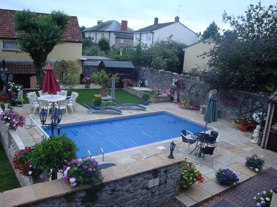 Gordons Hotel: utsikt från ett av våra fönster