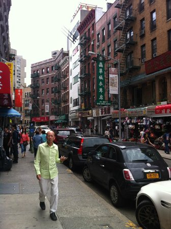 Ahoy New York Food Tours: História e boa comida em Little Italy e Chinatown
