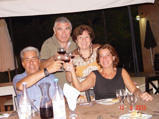 Baglio Elia Resort & Restaurant : brindisi