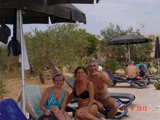 Baglio Elia Resort & Restaurant : bordo piscina