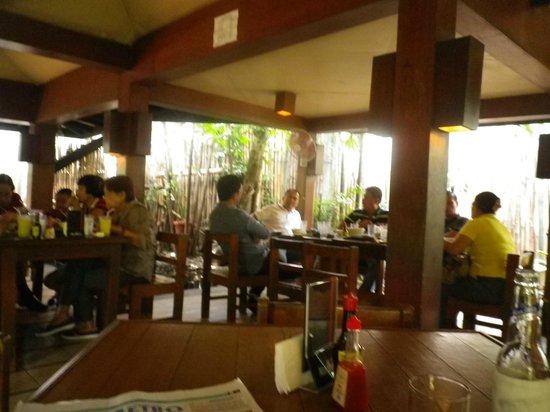 best sisig in metro manila picture of trellis restaurant quezon