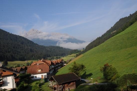 Hotel & Residence Rainer Eggele: vista dalla camera