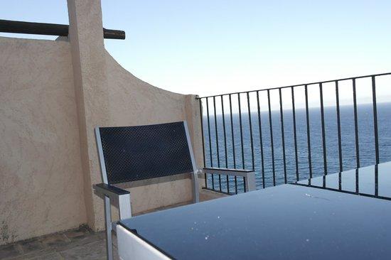 Pueblo Acantilado Suites : vista desde la habitación