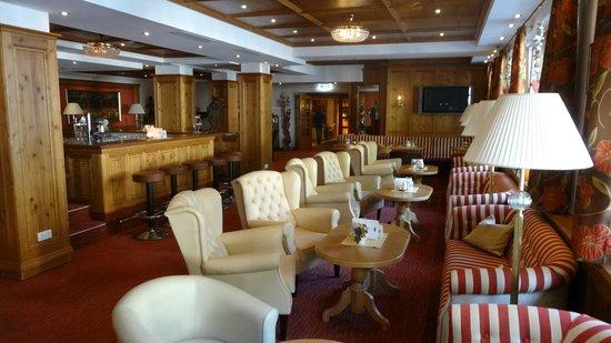 Hotel Alte Post: Bar & Lounge