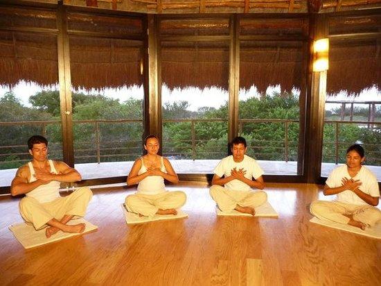 Hotel Xixim: Meditation