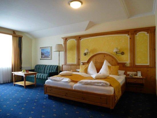 Alpin Life Resort Lürzerhof: Komfort-DZ