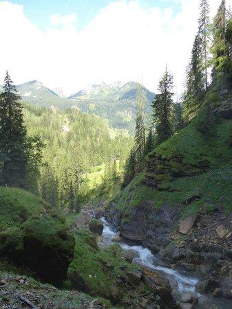 Alpin Life Resort Lürzerhof: Johanneswasserfall