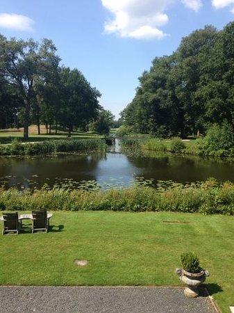 Kasteel Engelenburg : парк