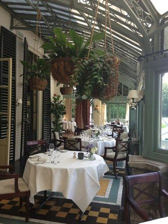Kasteel Engelenburg : ресторан