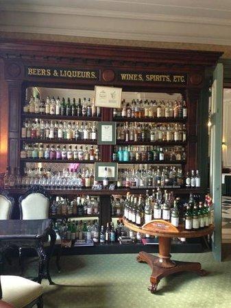 Kasteel Engelenburg : коллекция виски ;)