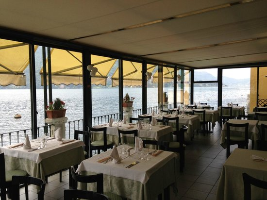 Hotel Fioroni: Salle à manger