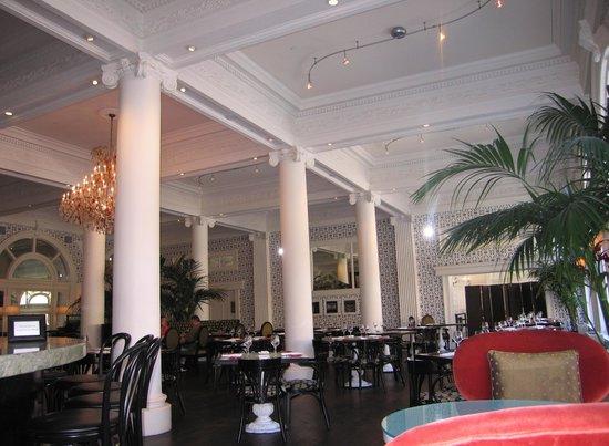 Hotel Shattuck Plaza : Lounge/Restaurant