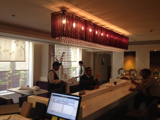 The Ashtan Sarovar Portico: Restaurant