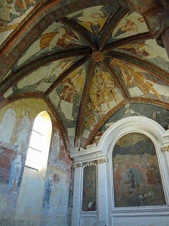 Chateau Pimpean: The chapel