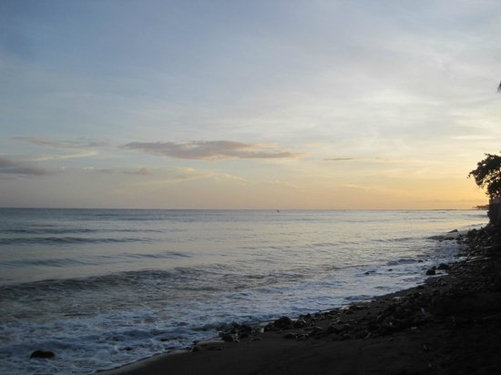 Playa Miles: Sunset