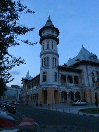 Buzau city hall