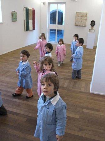 Cardelli & Fontana artecontemporanea: didattica in galleria